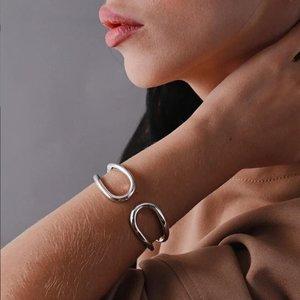 UNOde50 UNOde50 Armband | RELOAD | ZILVER | RENAISSANCE FW20