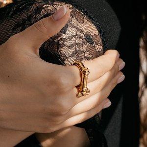 UNOde50 UNOde50 Ring | REWARD | GOLD | METAMORPHOSIS FW20
