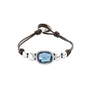 UNOde50 UNOde50 Armband | CHILING | KRISTAL LEER | ECSTASY SS21