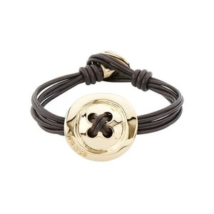 UNOde50 UNOde50 Armband   SEW YOU   VERGULD   THREAD OF LIFE SS21