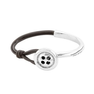 UNOde50 UNOde50 Armband   MY BUTTON   THREAD OF LIFE SS21