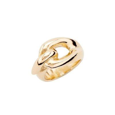 UNOde50 UNOde50 Ring | SEW-ME | VERGULD | ANI0673OROORO