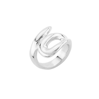 UNOde50 UNOde50 Ring | TANGLED | ANI0675MTLMTL