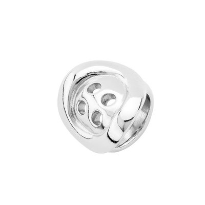 UNOde50 UNOde50 Ring | MELTED BUTTON | ANI0676MTLMTL