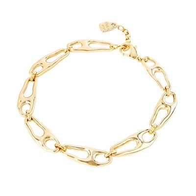 UNOde50 UNOde50  Ketting | CONNECTED | VERGULD | COL1575ORO0000U