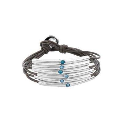 UNOde50 UNOde50 Armband | HAPPY BLUE | PUL2043AZUMTL