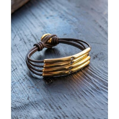 UNOde50 UNOde50 Armband | PULL OF ME | VERGULD | PUL2070GRSORO