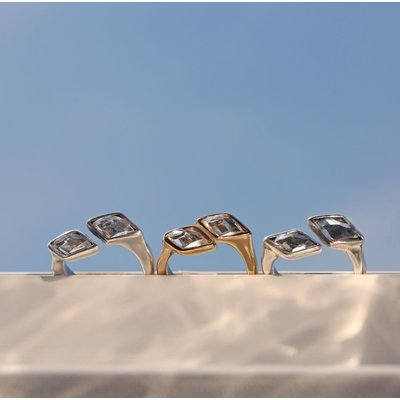UNOde50 UNOde50 Ring | MYSTERY | VERGULD | ANI0692TRAORO