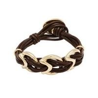 UNOde50 UNOde50 Armband | STEPBYSTEP  | VERGULD | GLOW FW21