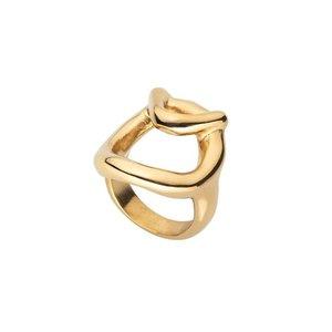 UNOde50 UNOde50 Ring | GAMEOF3 | VERGULD | GLOW FW21