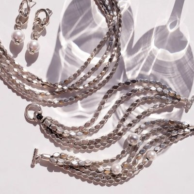 UNOde50 UNOde50 Armband | ENDPEARL  | PUL2100BPLMTL0M