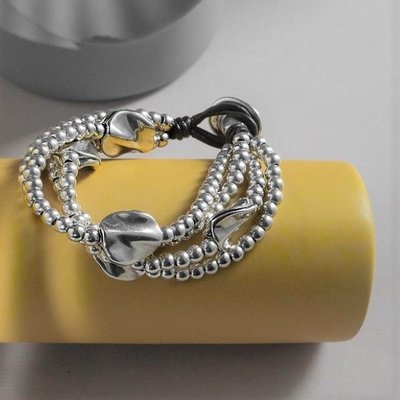 UNOde50 UNOde50 Armband - A BEAUTIFUL MIND | PUL0854MTLMAR0M