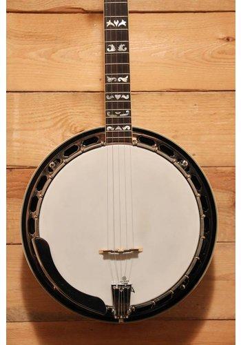 Tut Taylor 5-snarige banjo (mint)
