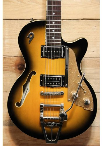 Duesenberg Starplayer TV - 2 Tone Sunburst