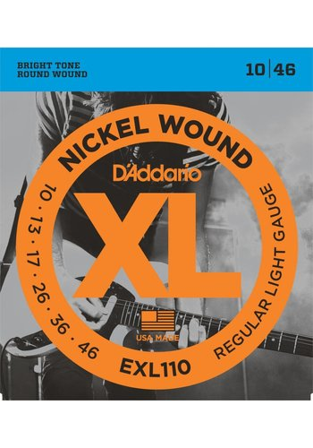 D'addario EXL 110