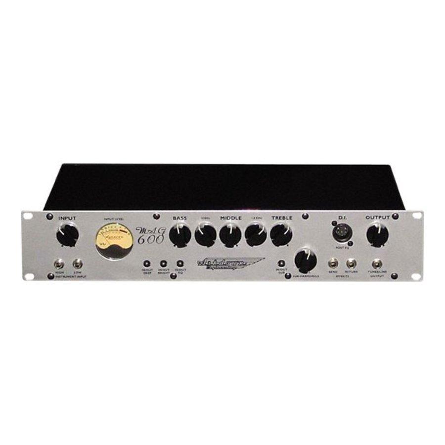 Ashdown MAG 600R