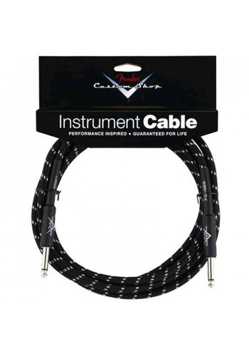 Fender CS Cable 5.5m Black
