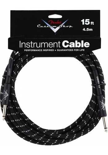 Fender CS Cable 4.5m Black