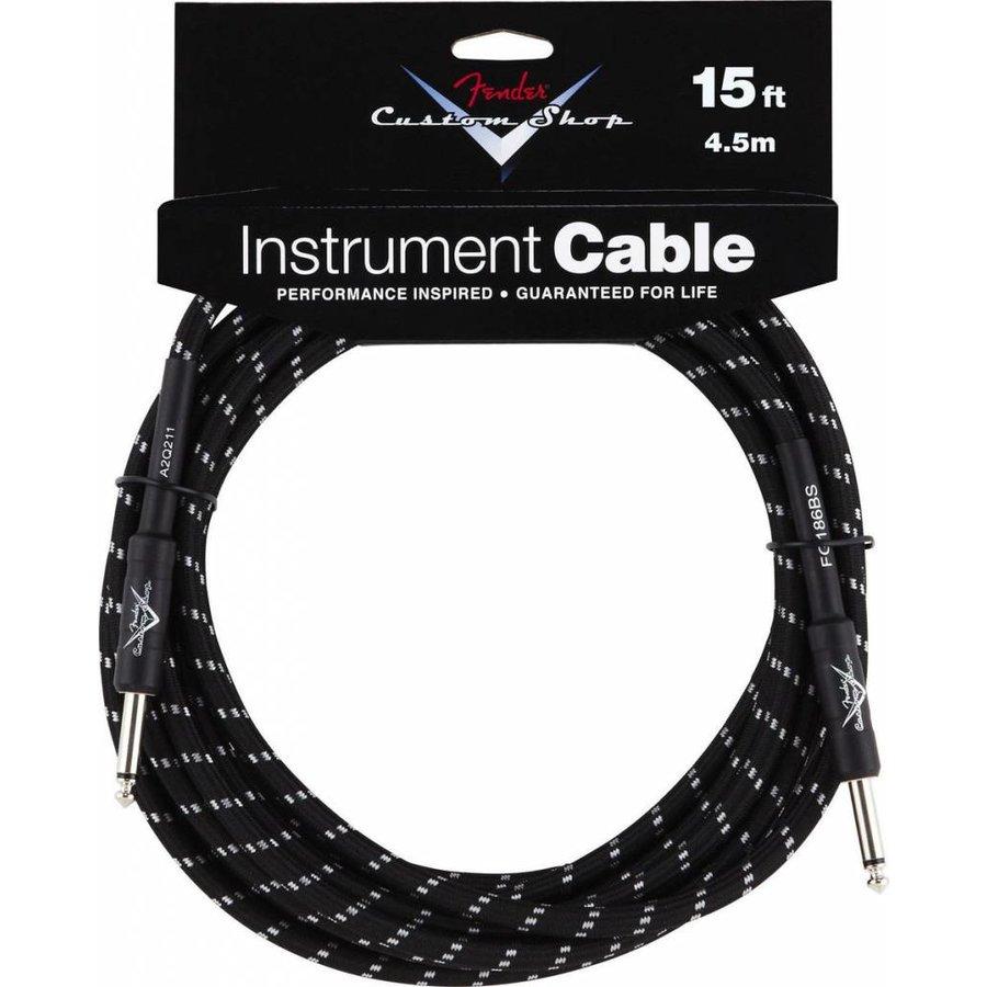 Fender CS Cable 4.5m Black