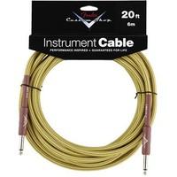 Fender CS Cable 6m Tweed