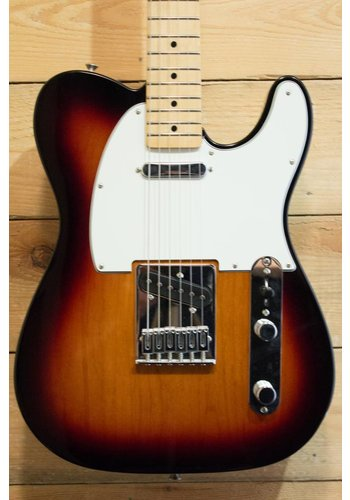Fender Player telecaster 3 Tone Sunburst