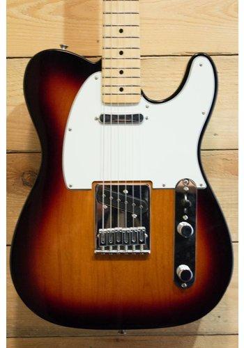 Fender Standard Telecaster 3 Tone Sunburst