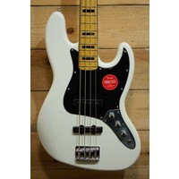 Squier Vintage Modified 70's Jazz Bass Olympic White