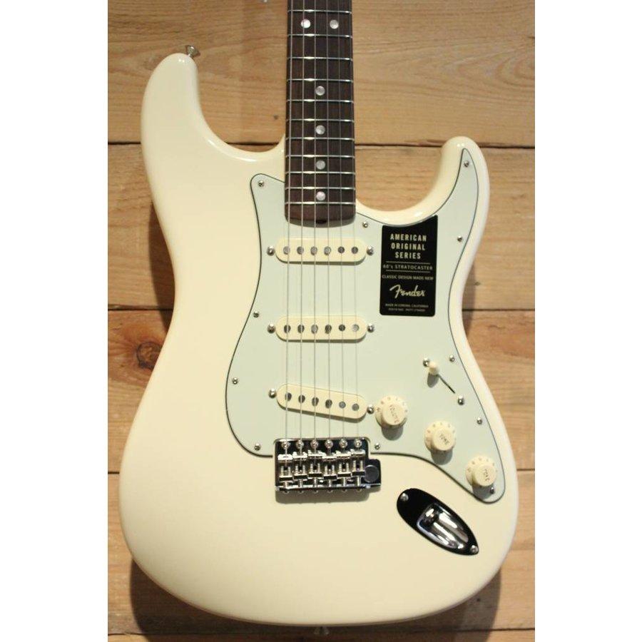 Fender American Original 60's stratocaster