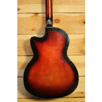 Vintage naamloze Parlor/Jazz gitaar