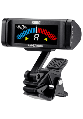 Korg Clip-On tuner AW-LT100 G