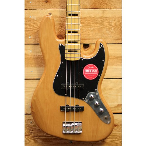 Squier Vintage Modified 70's Jazz Bass NAT
