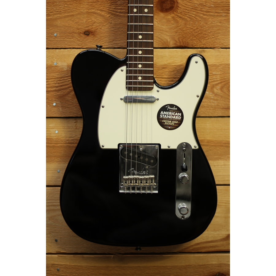 Fender American Standard Telecaster  BK