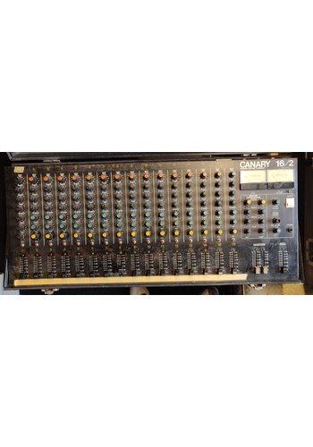 Canary 16/2 Stereo Mixer Console