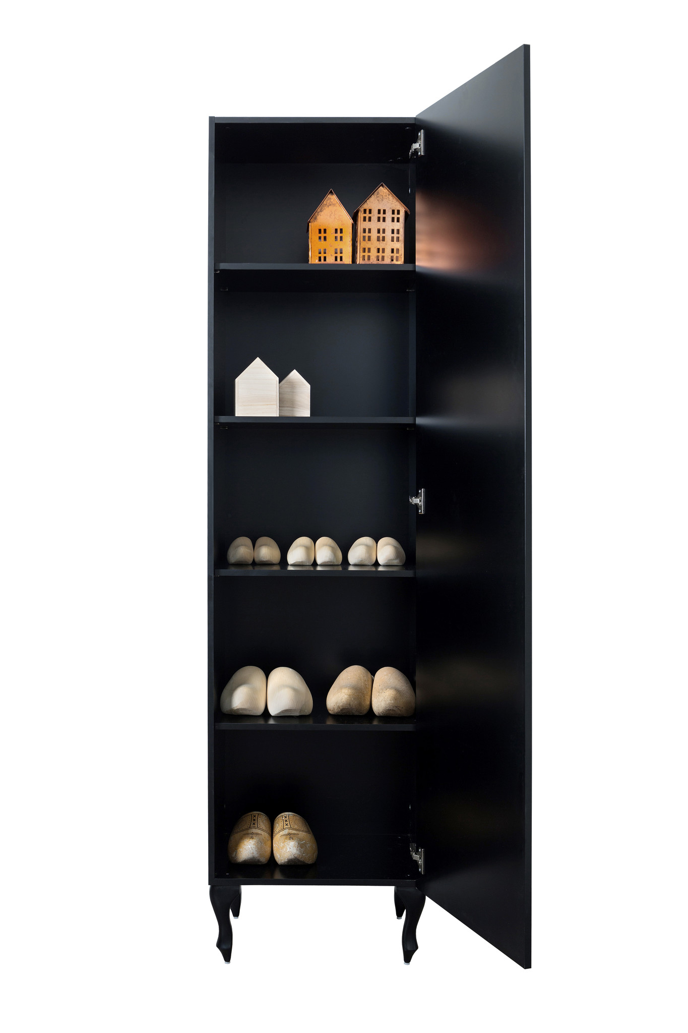 Cabinet Amsterdam Print Trapgevel/Stairgable-5
