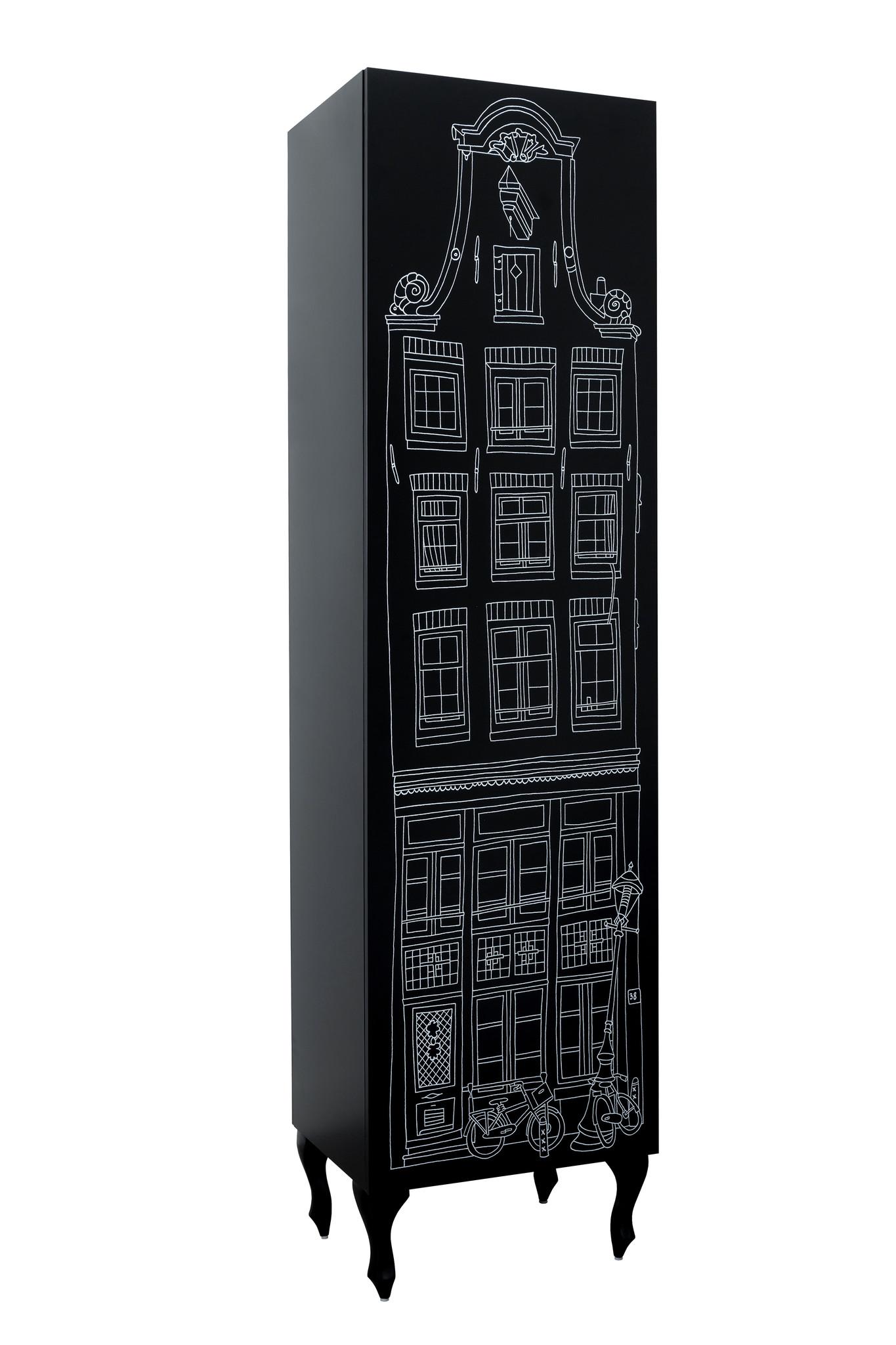 Schrank Print Amsterdam Nackengiebel-4