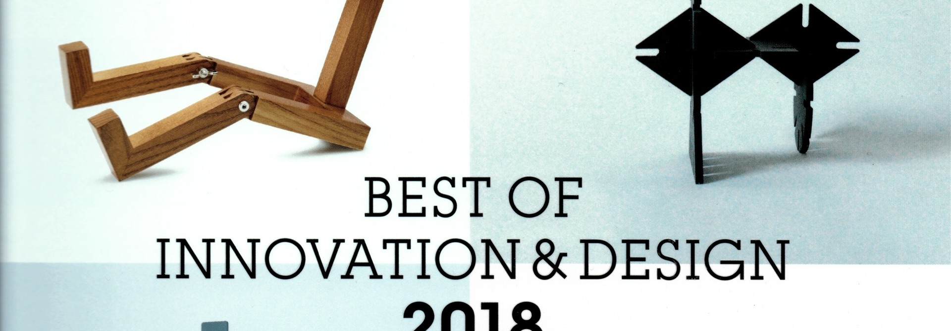 Best of Innovation award Luna Brandbible 2018