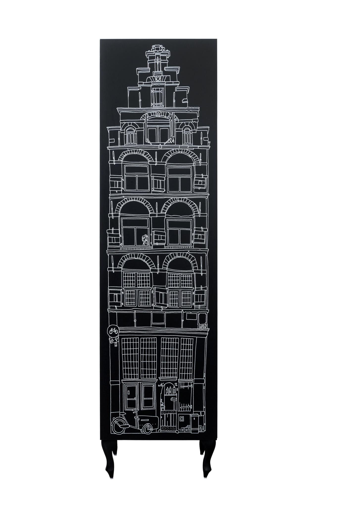 Schrank Print Amsterdam Nackengiebel-8