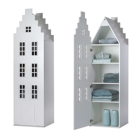 Cabinet Amsterdam Stairgable XL 216/60/40 cm all Colors-1