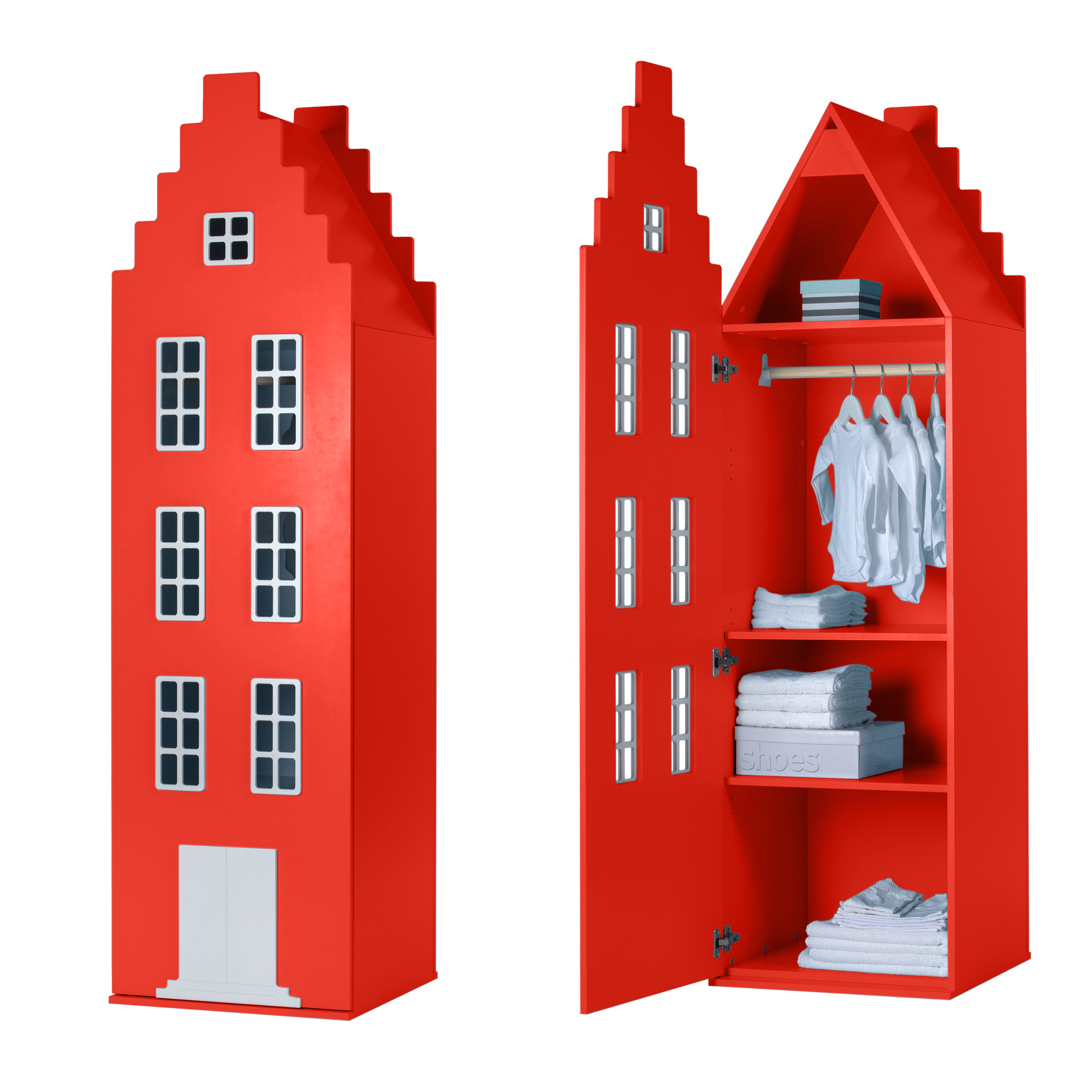 Customized Cabinet Amsterdam/Tailormade. Variety of types, sizes and colors.-7