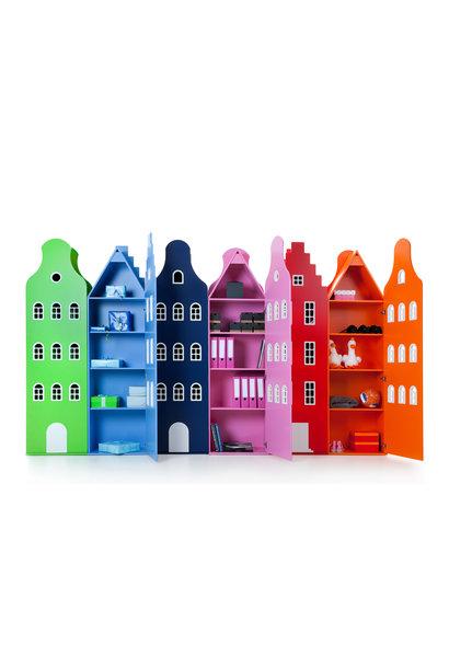 Speziell hergesteltte Schrank Amsterdam. Kundenspezifische Farbe