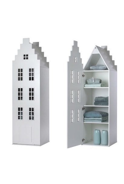Cabinet Amsterdam Stairgable XL 216/60/60 cm. All colors