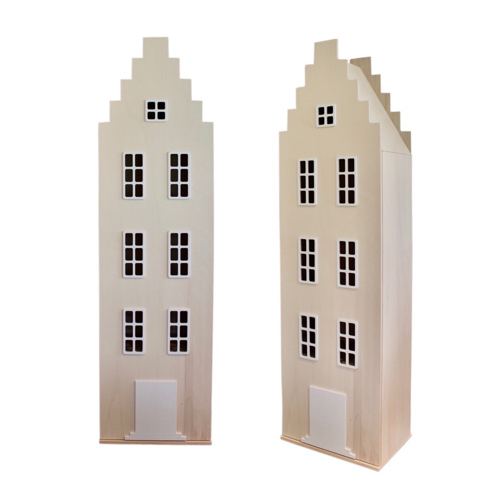 Cabinet Amsterdam Stairgable XL 216/60/60 cm-10