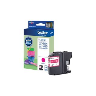 Brother Brother LC-221M inktcartridge