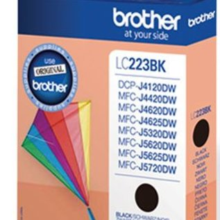Brother Brother LC-223BK inktcartridge
