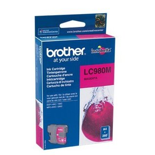 Brother Brother LC-980M inktcartridge