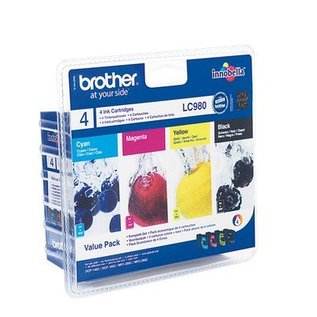 Brother Brother Ink Cartridges CMYK
