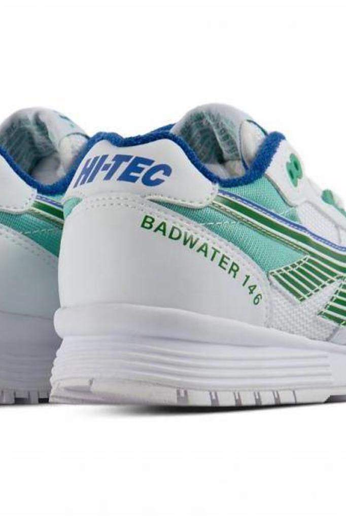 HI-TEC HTS BADWATER 146 white/evergreen/purple
