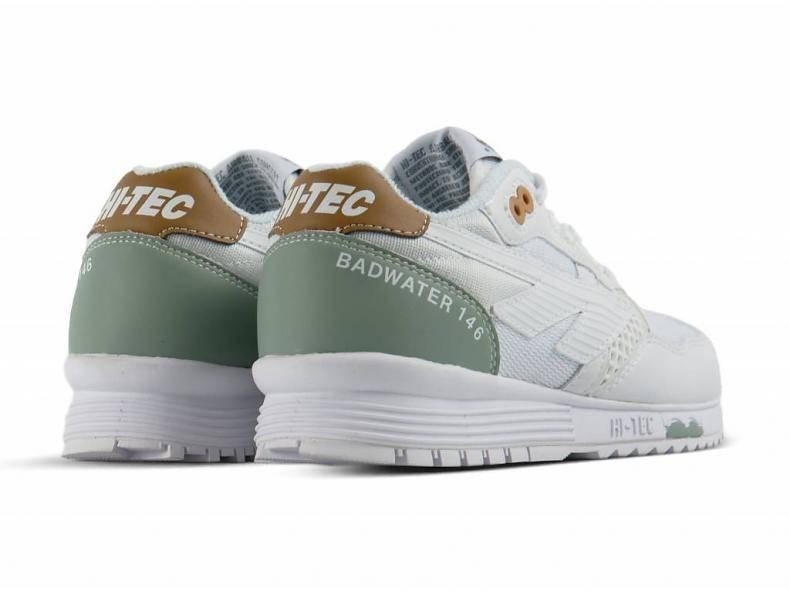 HTS BADWATER 146 white/sage green/gum
