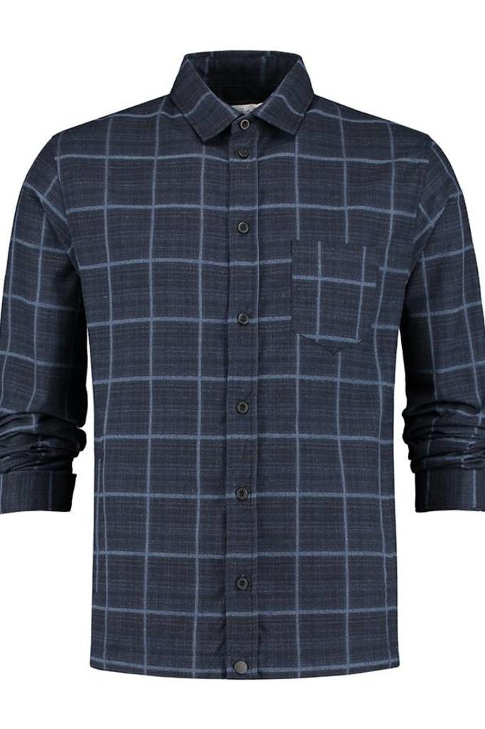 THE GOOD PEOPLE DAVE BOMBER SHIRT