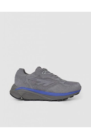 hi-tec hts HTS SILVER SHADOW SHOES GREY ROYAL